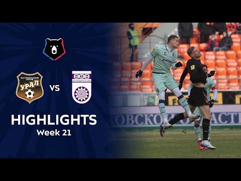 Ural Ufa Goals And Highlights