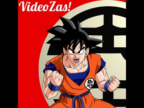 Dragon Ball Z Video Birthday Invitation