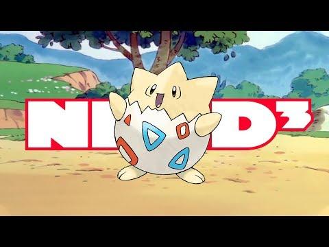 Nerd³ Grades 100 More Pokémon