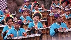Pesta Kesenian Bali - Gender Wayang played beautifully by talented kids