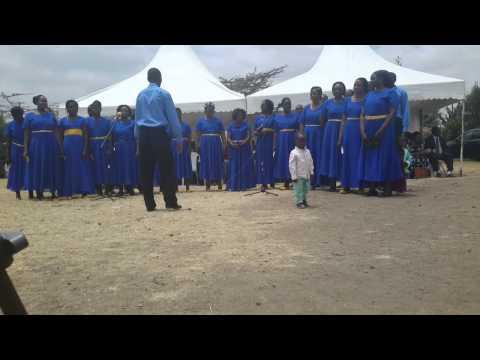 Nkoroi Adventist Church Choir singing