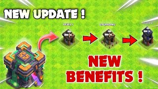 New Update Features , Benefits For All Coc Lovers - New th14 update  clash of clans