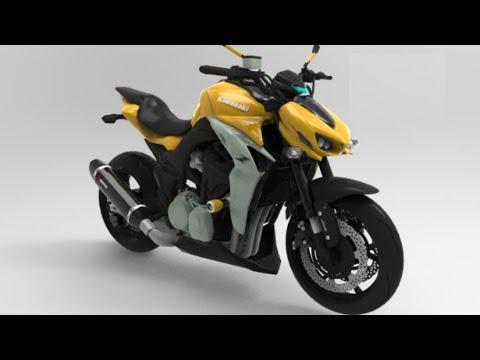 (GTA SA ANDROID) Kawasaki Z1000 Mod C/S Braço