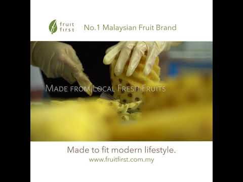 Fruit First - No.1 Malaysian Fruit Brand