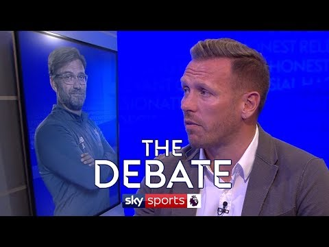 Is Liverpool v Man Utd the biggest game of the season? | Craig Bellamy & Alan Smith | The Debate