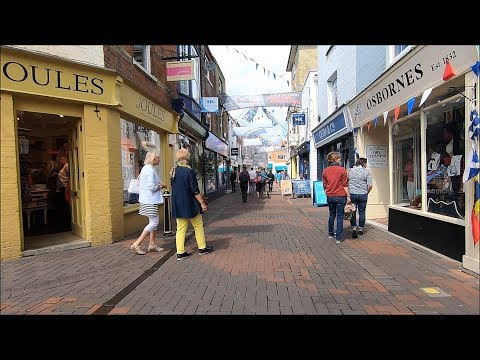 Cowes Week 2019 - Cowes High Street & Yacht Haven - Isle Of Wight - August 2019 | kittikoko