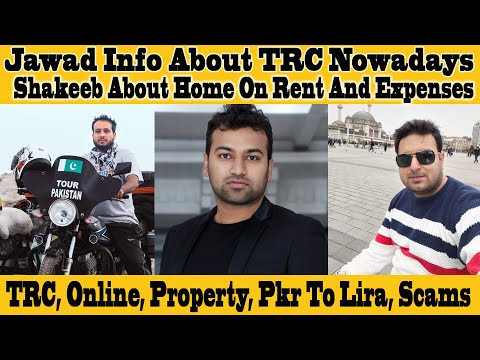 Jawad Info About TRC Nowadays, Shakeeb Info About Property On Rent And Expenses, Online, Pkr-Lira.