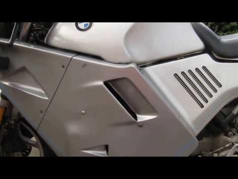 1985 BMW K100 Wulf Gerstenmaier Special Walk Around