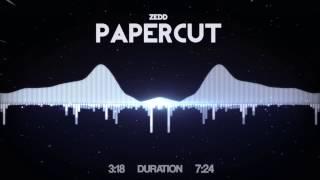 Zedd - Papercut (feat. Troye Sivan) [HD Visualized] [Lyrics in Description]