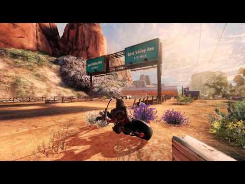 Ride to Hell Retribution Gameplay and Commentary