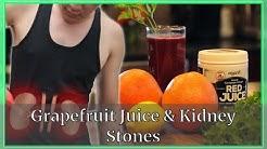 Grapefruit Juice & Kidney Stones|Kidney deseases| Very Well
