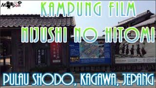 Wisata Jepang : Jepang masa lalu dalam film Nijushi Hitomi. Pulau Shodoshima, Kagawa, Jepang