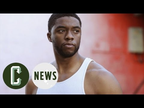 Chadwick Boseman Reviews Batman v Superman | Collider News