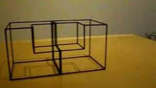 アートジョイ 平野米三作品映像 二つ組み(六面体)