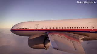 National Geographic воссоздал «смертельную спираль» пропавшего рейса MH370