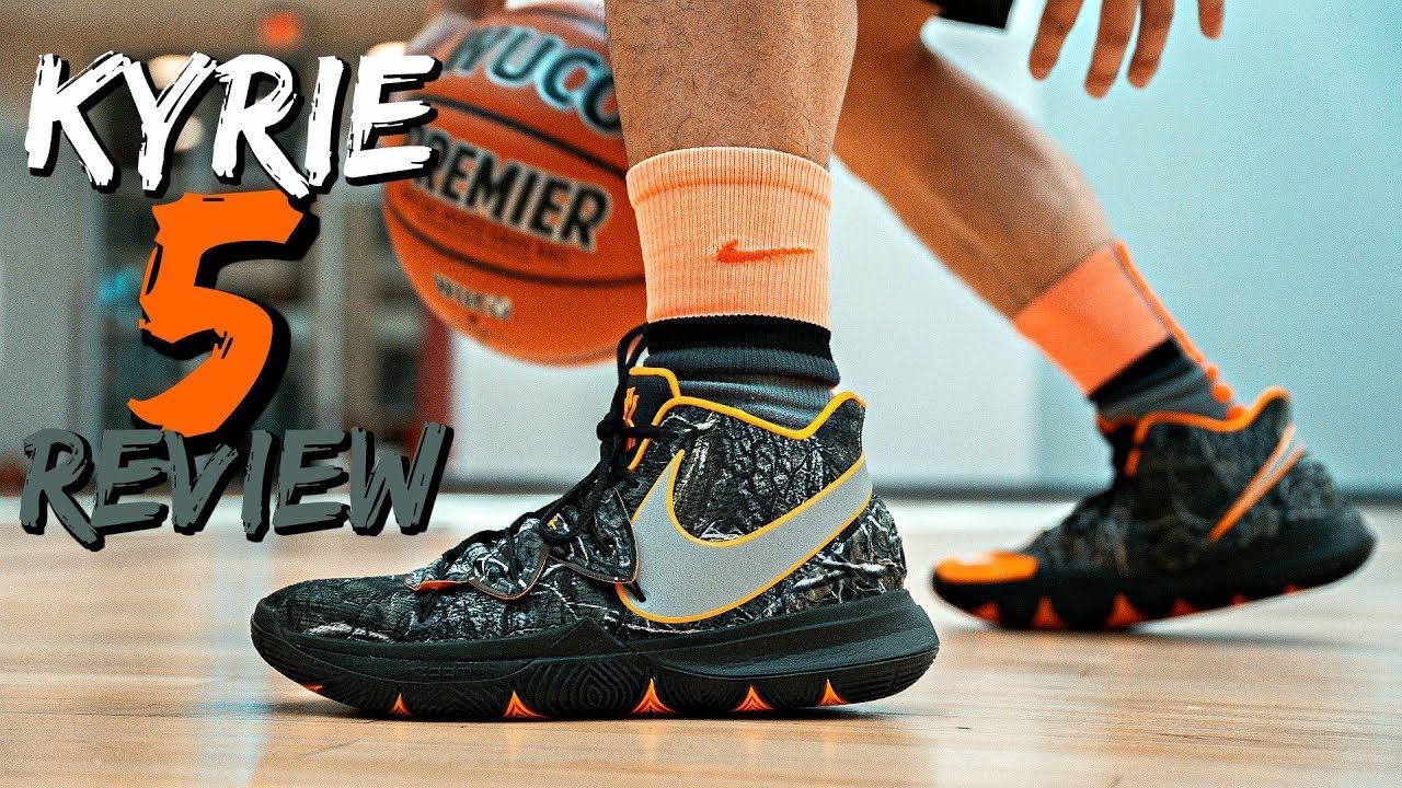 17683da18684 Nike Kyrie 5 Performance Review! - YouTube