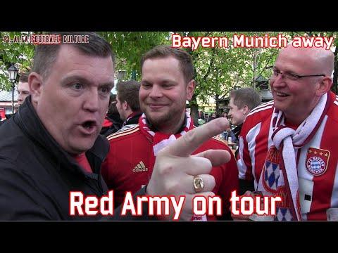 Bayern Munchen - Manchester United prologue part 2 (Apr 9, 2014)