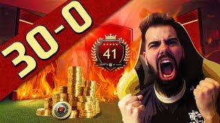 30-0 REWARDS FUT CHAMPIONS! TOP100 Nº45 DO MUNDO!!!