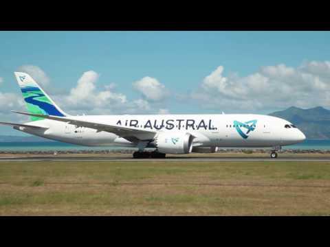 Air Austral partenaire Miss Mayotte 2016