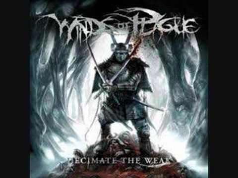 Winds Of Plague - A Cold Day In Hell/Anthems Of Apocalypse