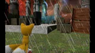 Tails vs Sonic