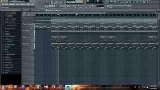Demo -Dream Of A Lonely Man (SpaceSpeaker)-FL Studio