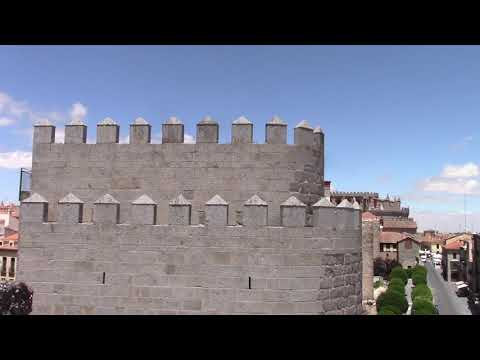Global Learning Adventures in Avila, Spain / Video from Top of the Walls