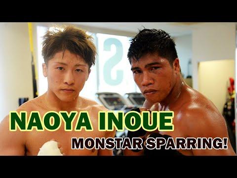 THE JAPANESE MONSTAR NAOYA INOUE