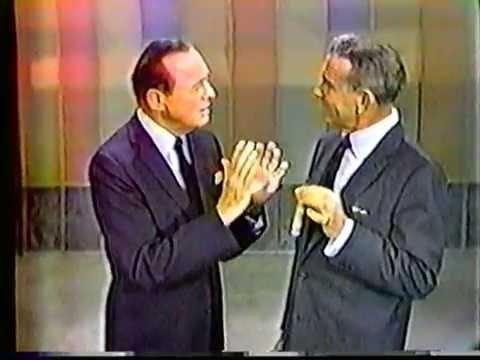 Jack Benny meets George Burns in color 6/7/60