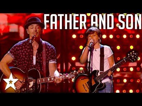Finalists Jack & Tim Amaze The Crowd on Britain's Got Talent | Got Talent Global