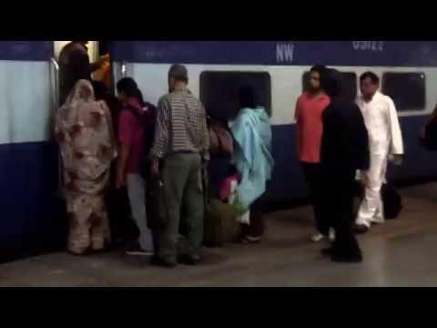 TRAIN JOURNEY CHANDIGARH Jn TO BIKANER Jn