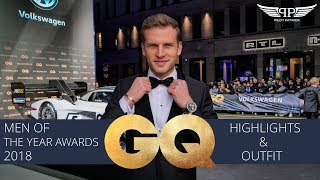 MEN OF THE YEAR 2018 MY HIGHLIGHTS AND OUTFIT | PILOTPATRICK AT THE GQ AWARDS