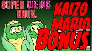 KAIZO MARIO BONUS (Plus No Death Run) - Super Weird Bros.