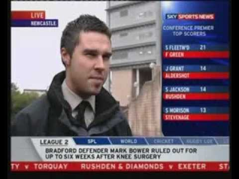 Interview That Got Pete Graves A Job On SSN???