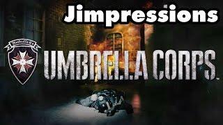 UMBRELLA CORPS - Raccoon Shitty