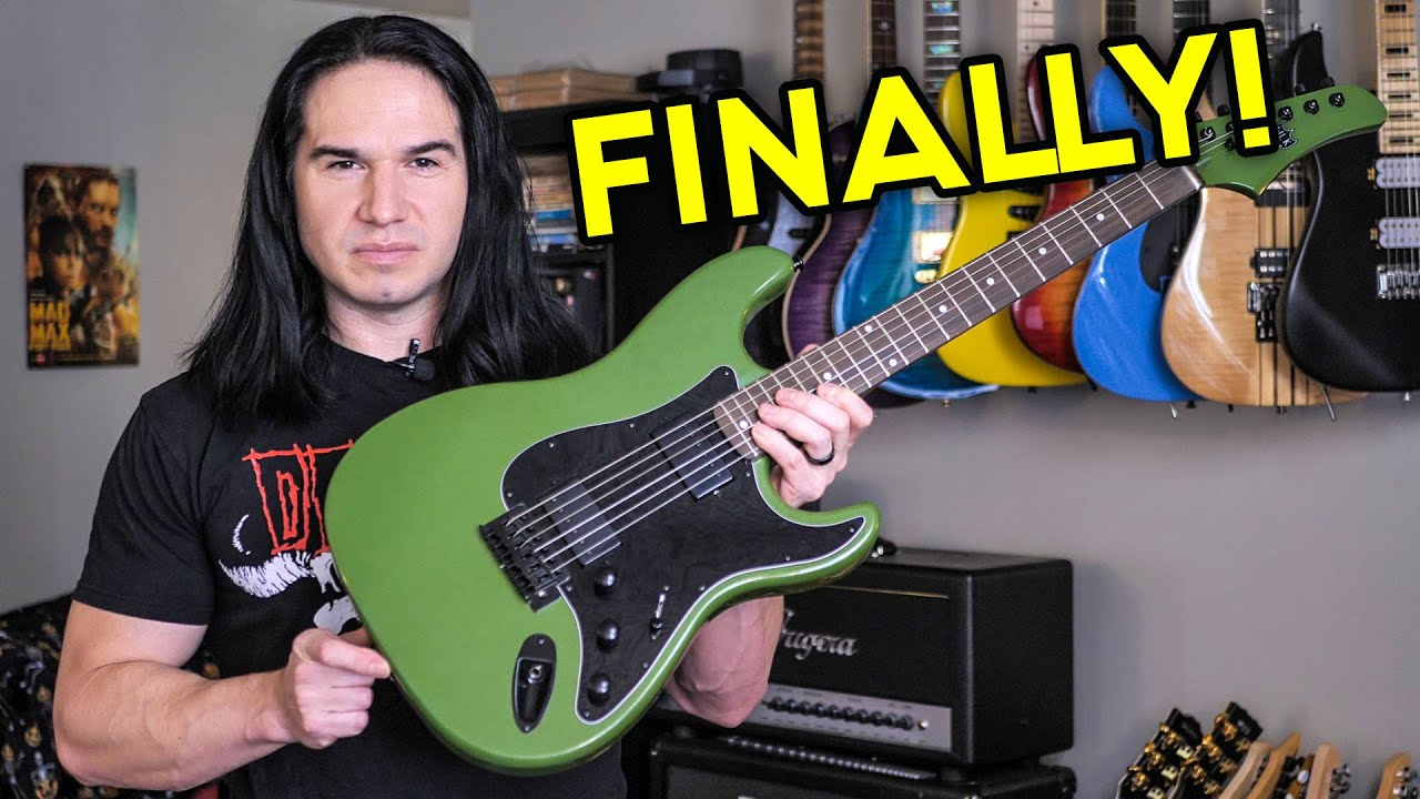 HARD LUCK KINGS Guitars! (My Most Requested Review!)