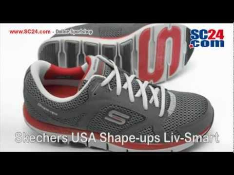 Skechers USA Shape-ups Liv Smart Art Nr 27126