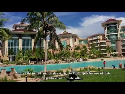The Empire Hotel Brunei views