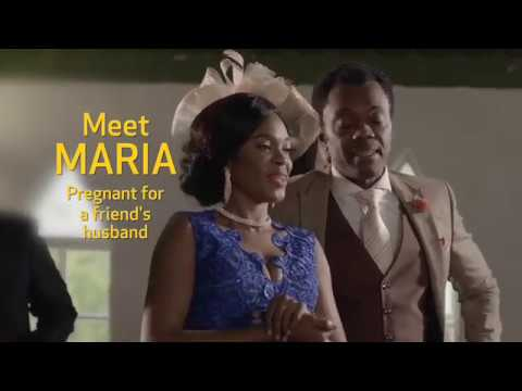 """Image result for Meet Maria in EbonyLife TV's """"Fifty"""" Series"""