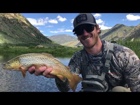 FLY FISHING IN UTAH WITH MTN OPS, DEREK OLTHUIS & GRITTY ANGLER