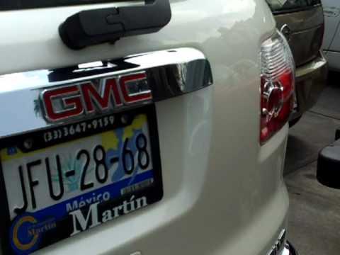 Camioneta 2007 GMC Acadia AWD AutoConnect.com.mx