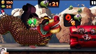 Zombie Tsunami iPhone Gameplay #2