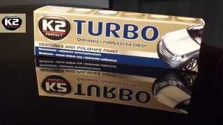 Паста для полировки кузова K2 TURBO