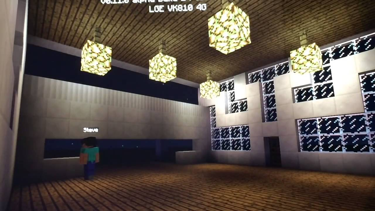 how to build a modern house with a pool in minecraft pe youtube how to build a modern house with a pool in minecraft pe