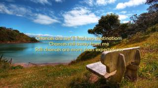Five For Fighting - Chances [HD][Lyrics]