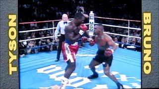 ヘビ ー級ボクシングタイトルマッチ マイク・タイソン VS フランク・ブルーノ 2R~KOまで thumbnail