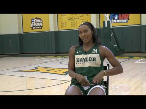 Icebreakers With Baylor Lady Bears Newcomers: Chloe Jackson
