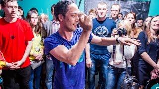 БАТЛ В КЛУБЕ: по ТВ эти танцы не покажут! Robot dance & electric boogie & waving