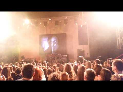 2015 Концерт пам'яті - Скрябін - Вступ + Мовчати (Львів)