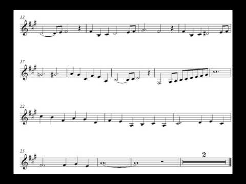 The Swan - Carnival Of The Animals - play Clarinet